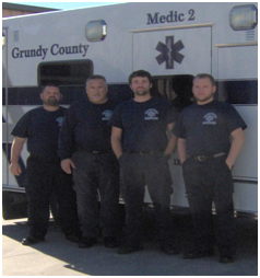 Grundy County Ambulance